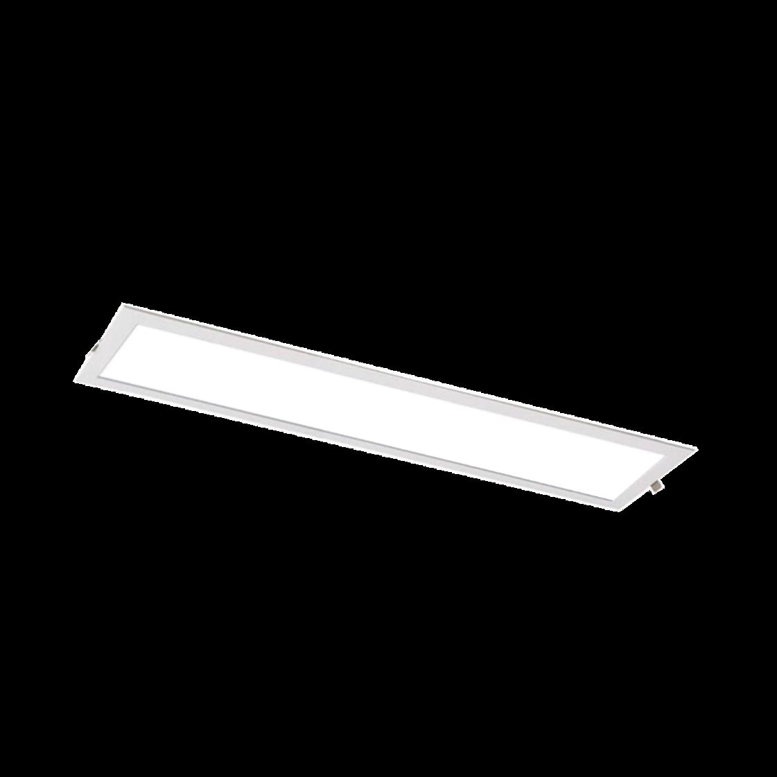 Luxsquare 1243 X 300 / 48W Embutir/Slim