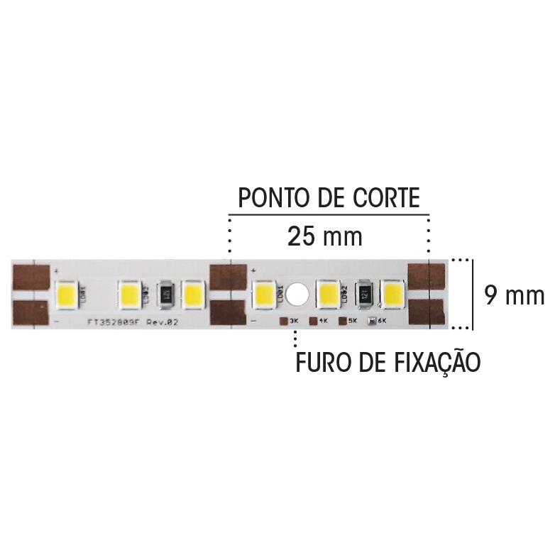 Luxline Mini Flex 6 W/m