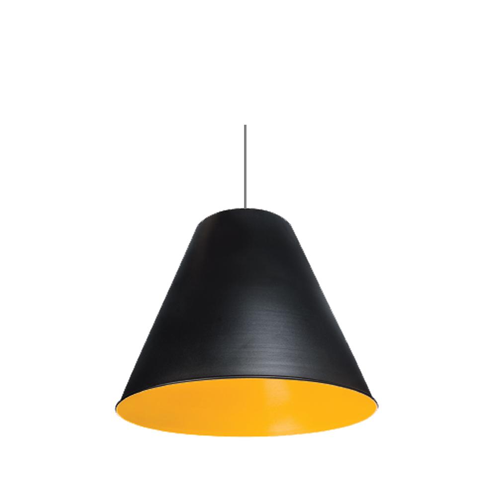 Luxround 510 / 25W Cone Pendente