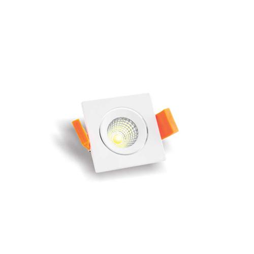 Luxdot Q62 / 3W Embutir