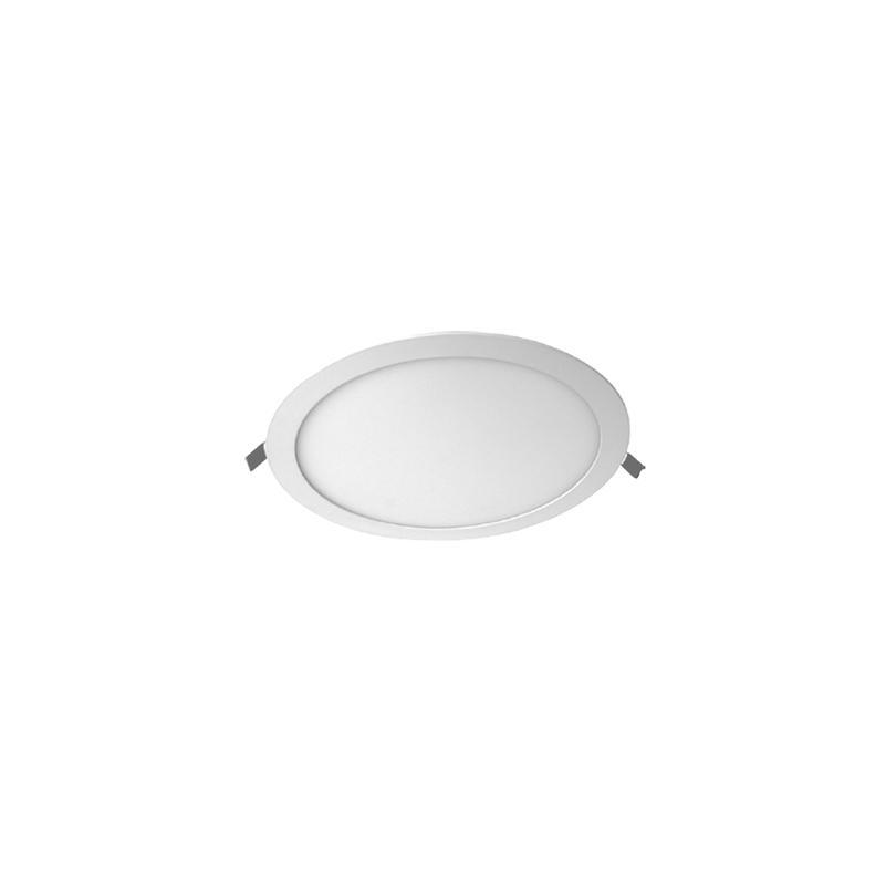 Luxround 165 / 12W Embutir/Slim